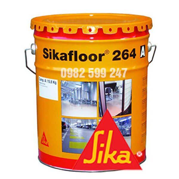 sikafloor-264-ral-6011-600×600
